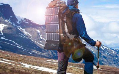 Miglior Pannello Solare Portatile da inserire nello Zaino