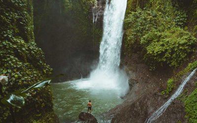 Come trovare l'acqua e renderla potabile in natura