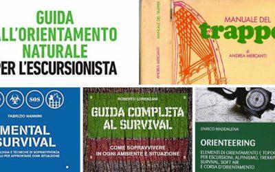 5 Libri in lingua Italiana per diventare avventurieri professionisti