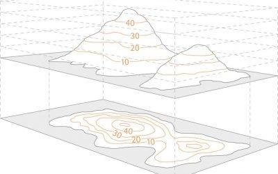 Curve di livello: cosa sono e a cosa servono per le nostre esplorazioni?
