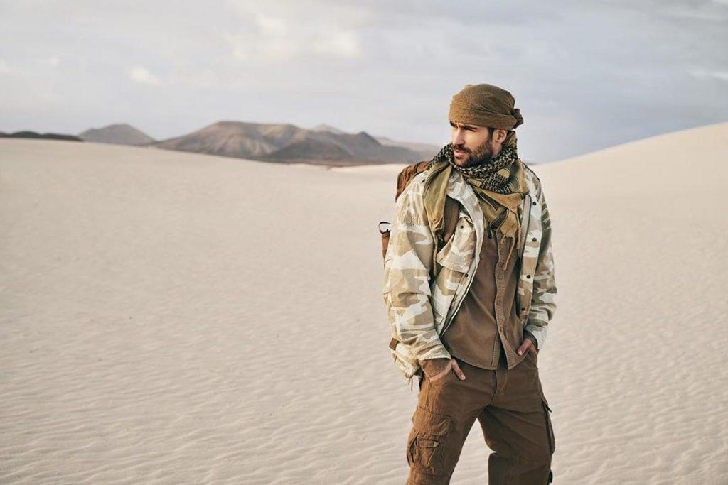 Spedizione nel deserto