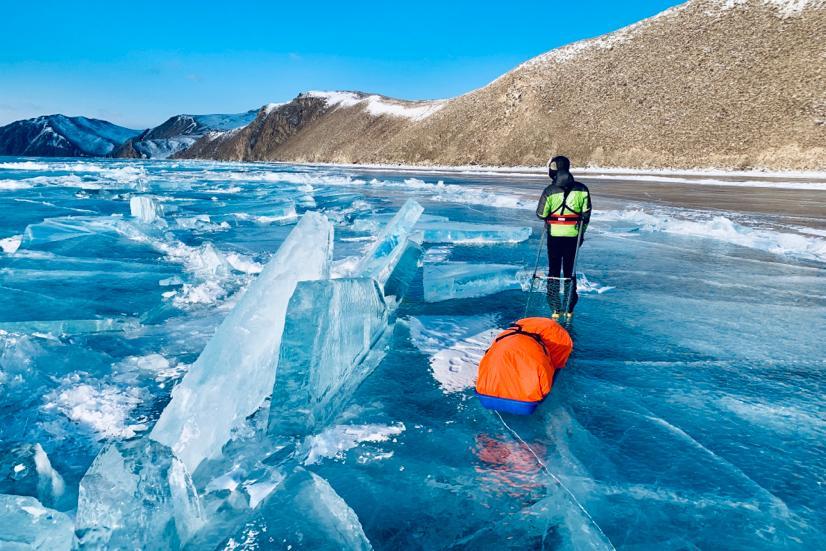 Lago di Bajkal Siberia