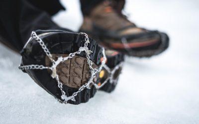 Ramponi per il ghiaccio: Come sceglierli e come usarli nella progressione su ghiaccio