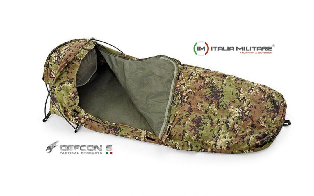 Bivy Tent Defcon 5: l'ibrido sia tenda che bivy bag. Analisi e Recensione